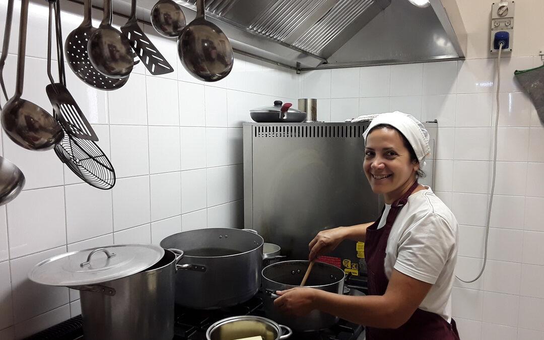 Tortelli con erbette dell'orto – La ricetta di Sonia dell'Agriturismo Al Mastè