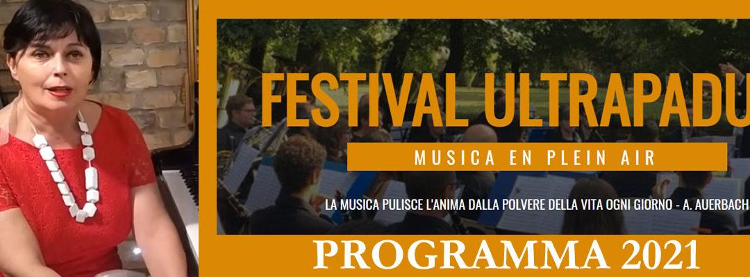 Festival Ultrapadum 2021 – Sabato 11 settembre – ore 21.15 – BRESSANA BOTTARONE Area Feste – Retro P.zza G. Marconi – Five for Brass