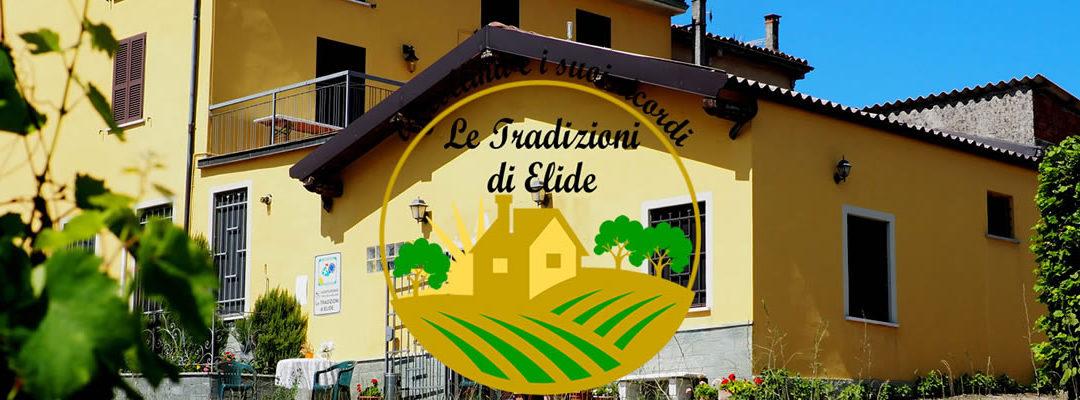 Agriturismo Le Tradizioni di Elide – Weekend Goloso dalla Signora Elide