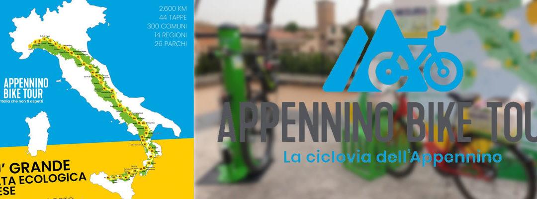 Appennino Bike Tour – Domenica 18 luglio l'arrivo della Staffetta di Lega Ambiente a Brallo di Pregola