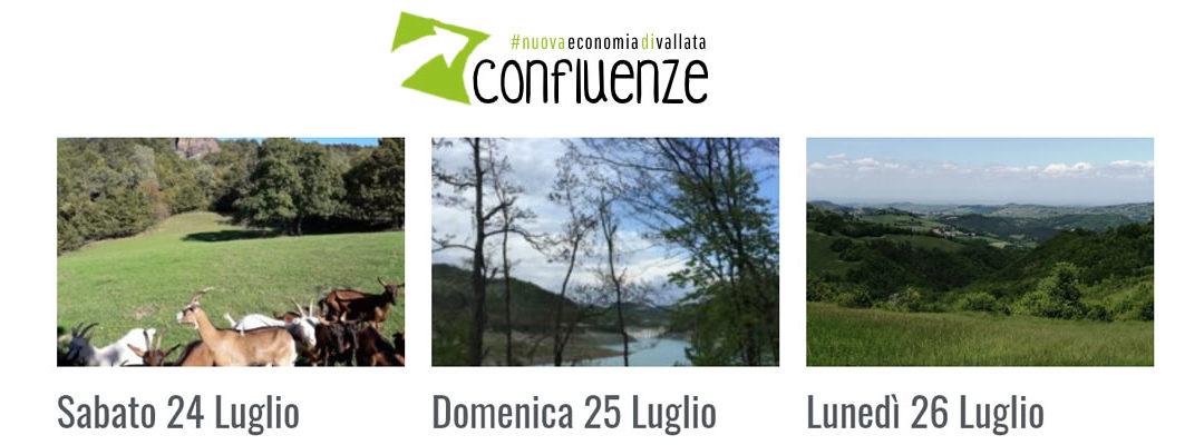 Confluenze Festival Edizione 2021 – Val Tidone e Val Luretta