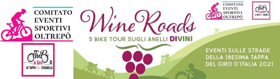 """""""Wine Roads"""", cinque e-bike tour sugli """"Anelli DiVini"""""""