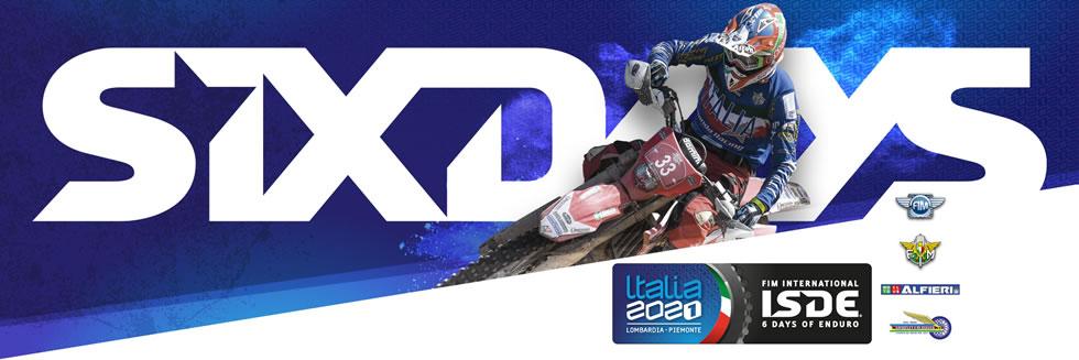 Rivanazzano Terme – ISDE 2021 – Tutto pronto per la Sei Giorni di Enduro 2021 dal 30 agosto al 4 settembre