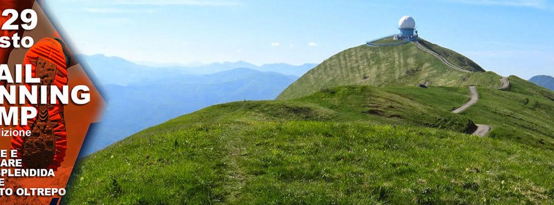 TRAIL RUNNING CAMP – Correre e camminare nella splendida cornice dell'Oltrepò Pavese Montano