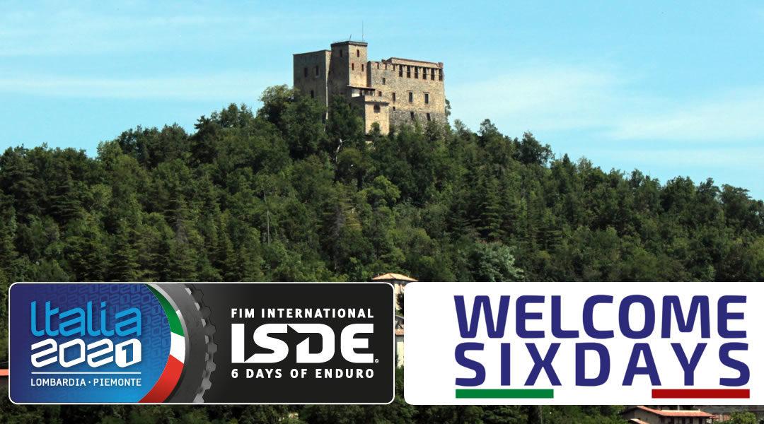 """ISDE 2021 – itinerario """"Tra il Sacro e il Profano"""" per la Sei giorni di Enduro"""