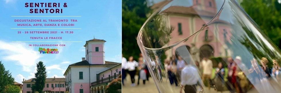 Sentieri & Sentori alla Fondazione Bussolera Branca a Casteggio