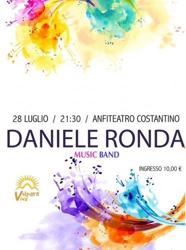 Concerto Daniele Ronda Volpara