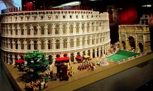 Lego in Certosa Cantù a casteggio