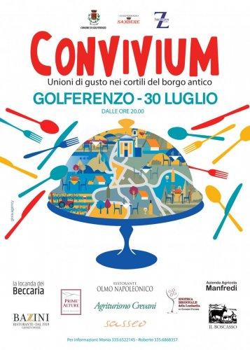 Convivium 2018 a Golgerenzo
