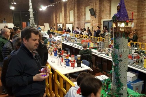 Lego in mostra alla Certosa Cantù
