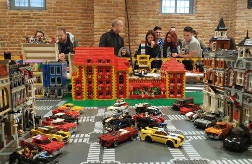 I mattoncini Lego protagonisti a Casteggio