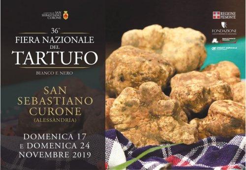 fiera nazionale del tartufo san sebastiano curone
