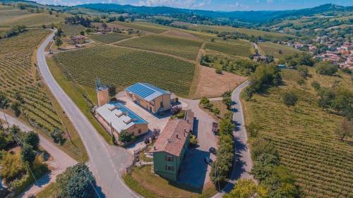 Agriturismo La Sorgente a Varzi