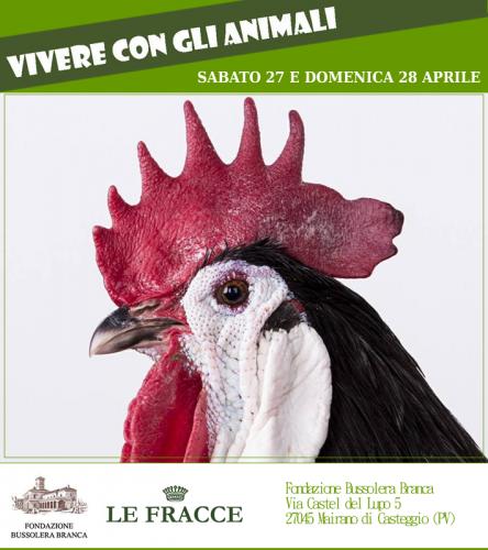Fondazione Bussolera Branca Mairano di Casteggio vivere con gli animali